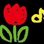ちゅうリップくらぶのロゴ